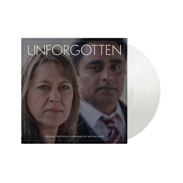 Original Soundtrack: Unforgotten: Limited Edition Crystal Clear Vinyl