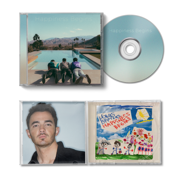 Jonas Brothers: Happiness Begins CD - Exclusive Kevin Version