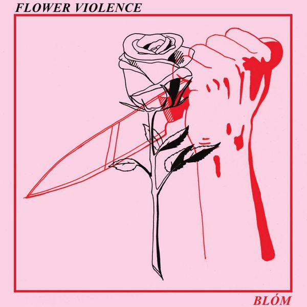BLÓM: Flower Violence: Limited Edition Rose Pink Vinyl LP