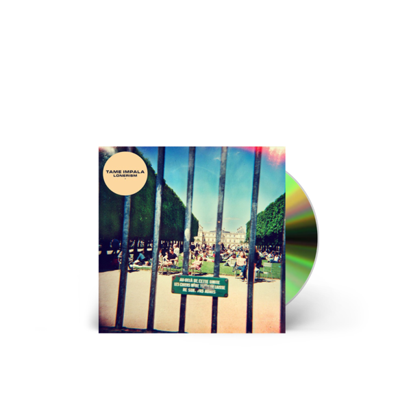 Tame Impala: Lonerism CD