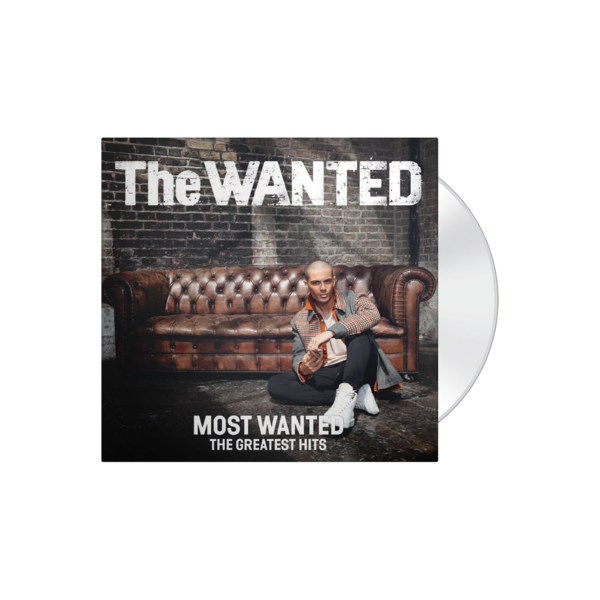 The Wanted: Most Wanted: Max CD