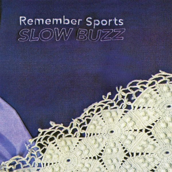 Remember Sports: Slow Buzz: Baby Blue Color Vinyl LP