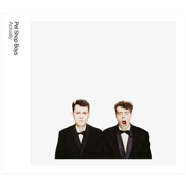 Pet Shop Boys: Actually/Further listening: 1987-1988