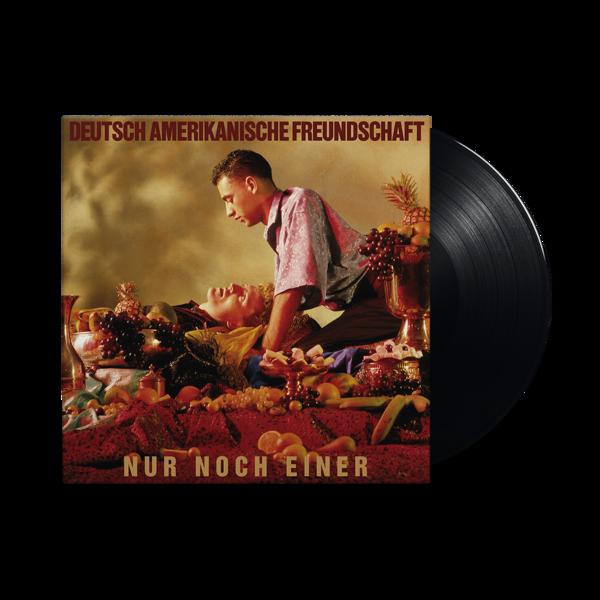 Robert Görl & DAF: Nur Noch Einer: Black Vinyl LP