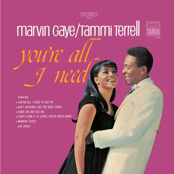 Marvin Gaye: You're All I Need (with Tammi Terrell)