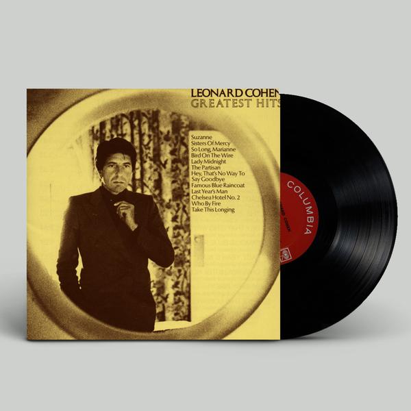 Leonard Cohen: Greatest Hits