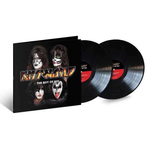Kiss: KISSWORLD The Best Of KISS: Deluxe Double Vinyl
