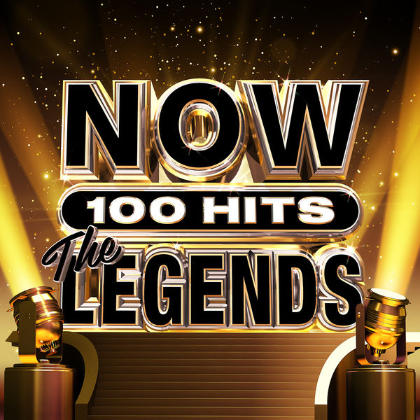 Various Artists: NOW 100 HITS THE LEGENDS