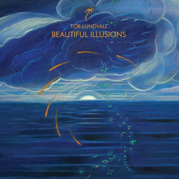 Tor Lundvall: Beautiful Illusions: Clear Blue Vinyl 1LP