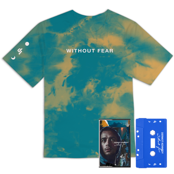 Dermot Kennedy: Limited Edition: Wicklow Mountains Tee + Blue Cassette