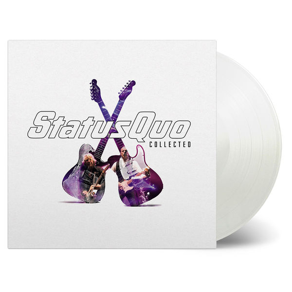 Status Quo: Collected: Limited Edition Double White Vinyl
