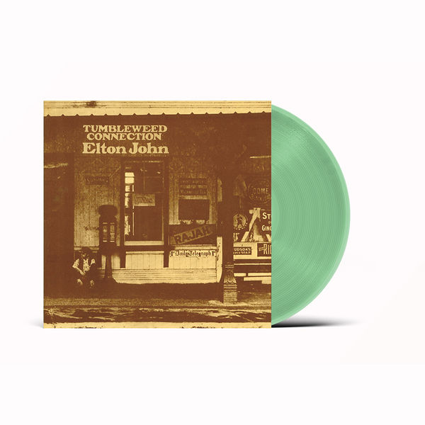 Elton John: Tumbleweed Connection: Exclusive Green Vinyl