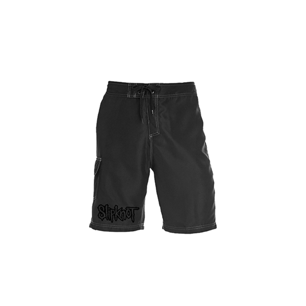 Slipknot: Logo Board Shorts