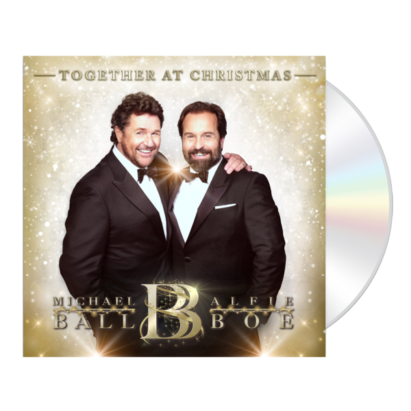 Michael Ball & Alfie Boe: Together At Christmas CD