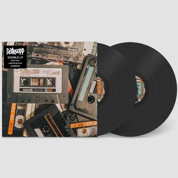 Royksopp: Lost Tapes: Limited Edition Heavyweight Vinyl