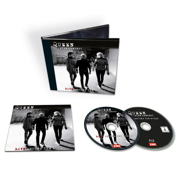 Queen & Adam Lambert: Live Around The World