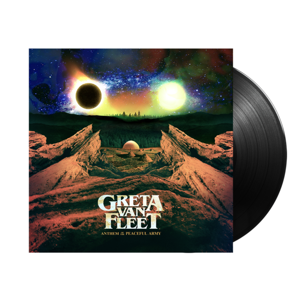 Greta Van Fleet : Anthem Of The Peaceful Army LP