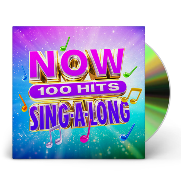 Various Artists: NOW 100 Hits Sing-A-Long – 5CD
