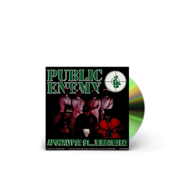 Public Enemy: Apocalypse 91 The Enemy Strikes Black