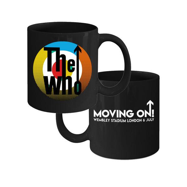 The Who: Wembley Target Mug