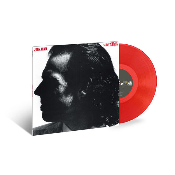 John Hiatt: Slow Turning: Exclusive Translucent Red Vinyl