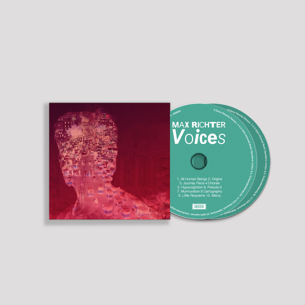Max Richter: Voices Signed CD