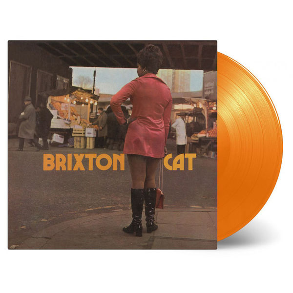 Joe's All Stars: Brixton Cat: Limited Edition Orange Vinyl