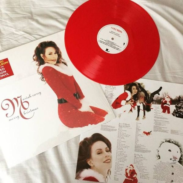 Mariah Carey: Merry Christmas: 20th Anniversary Edition 180gm Red Vinyl