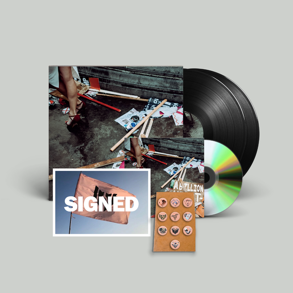 Mystery Jets: Ultimate Signed Bundle