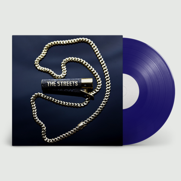 The Streets: None Of Us Are Getting Out Of This Life Alive: Limited Edition Blue Vinyl