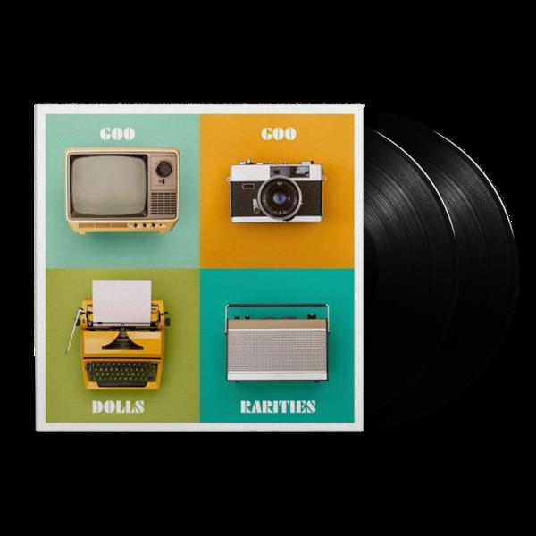 Goo Goo Dolls: Rarities: Limited Edition Double Vinyl