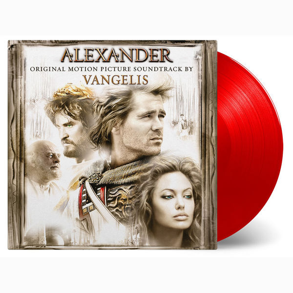 Original Soundtrack: Original Soundtrack / Alexander (2LP Coloured)