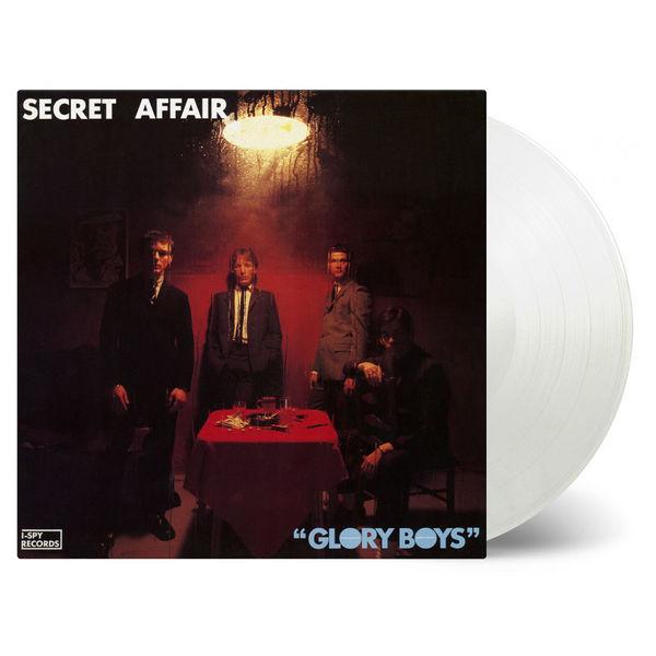 Secret Affair: Glory Boys: Limited Edition Transparent Vinyl