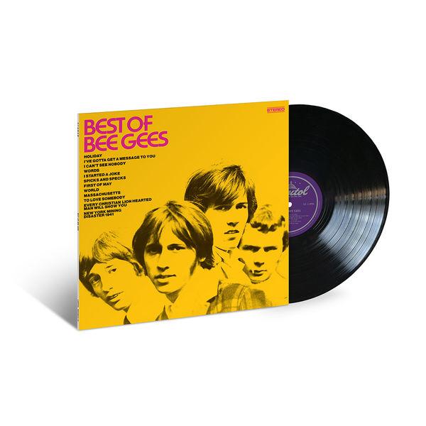 Bee Gees: Best Of Bee Gees: Black Vinyl