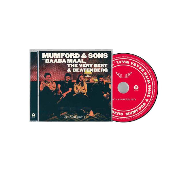 Mumford & Sons : Johannesburg (Standard CD)