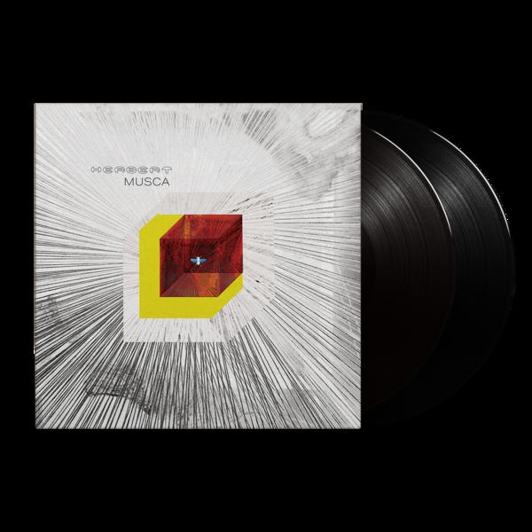 Herbert: Musca: Black Vinyl 2LP