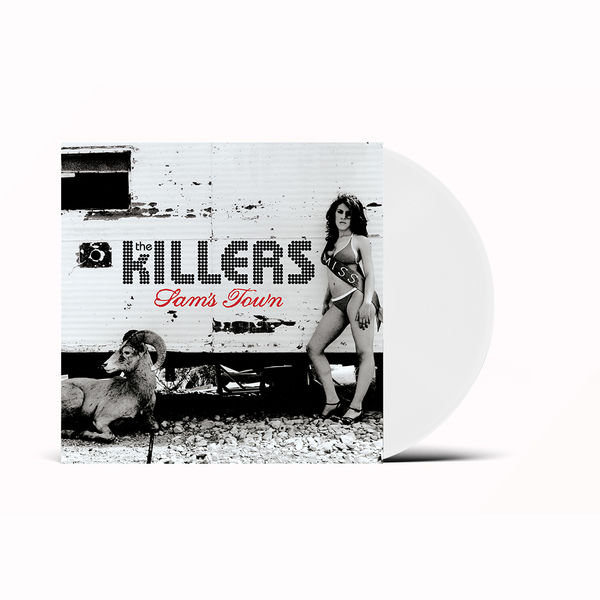 The Killers: Sam's Town: Exclusive White Vinyl
