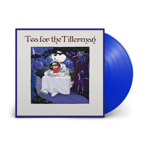 Cat Stevens: Tea For The Tillerman 2: Exclusive Blue Vinyl LP