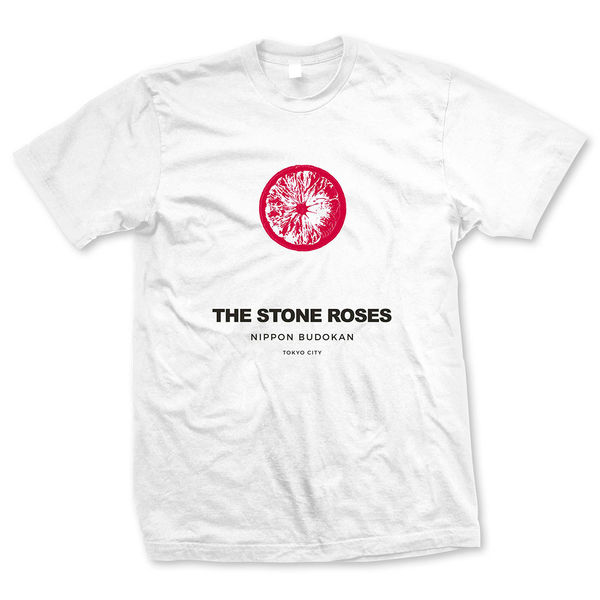 The Stone Roses: Japan Show T-Shirt