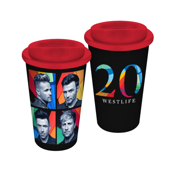 Westlife: Coffee Cup