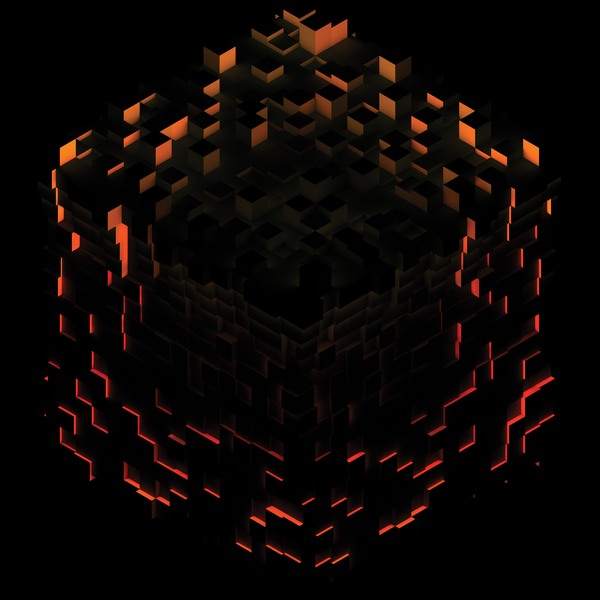 C418: Minecraft Volume Beta: Limited Black Vinyl w/ Lenticular Jacket
