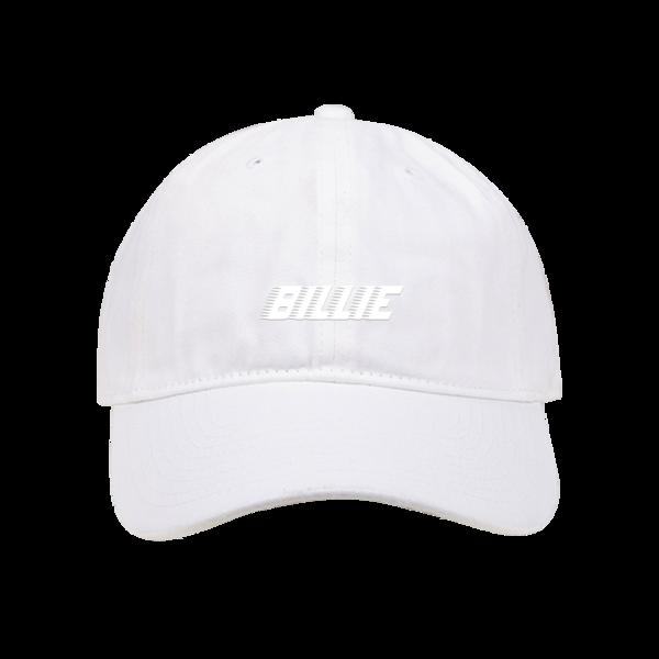 Billie Eilish: RACER WHITE HAT