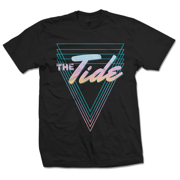 The Tide: The Tide Logo Grad Unisex Tee