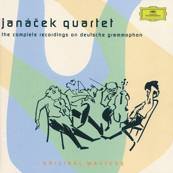 Janacek Quartet: The Complete Recordings on Deutsche Gramophon