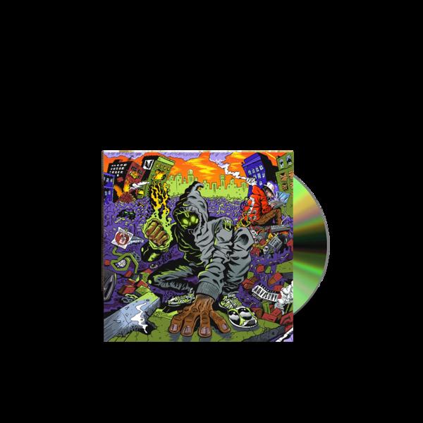 Denzel Curry, Kenny Beats: UNLOCKED CD