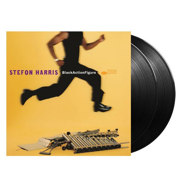 Stefon Harris: Black Action Figure