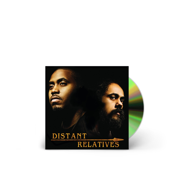 Nas & Damian ''Jr Gong'' Marley: Distant Relatives