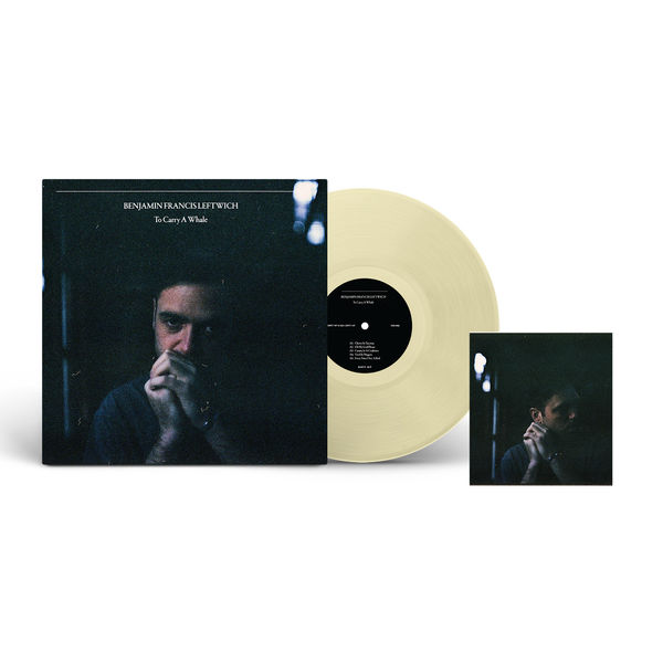 Benjamin Francis Leftwich: To Carry A Whale Natural Vinyl & Signed Art Card