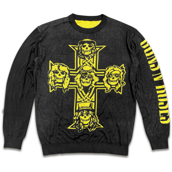 Guns N' Roses: APPETITE FOR DESTRUCTION SWEATER