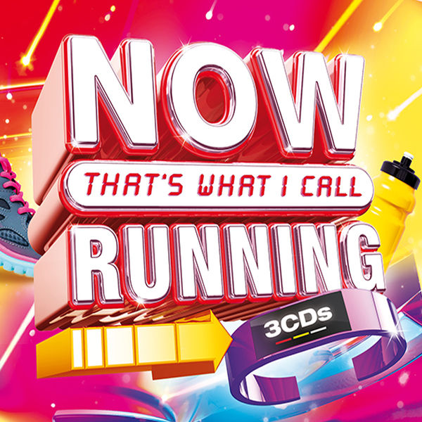 Various Artists: NOW That's What I Call Running 2017